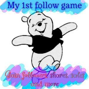 💙let's gain followers💙 SHARE THE GAME 07/16💙